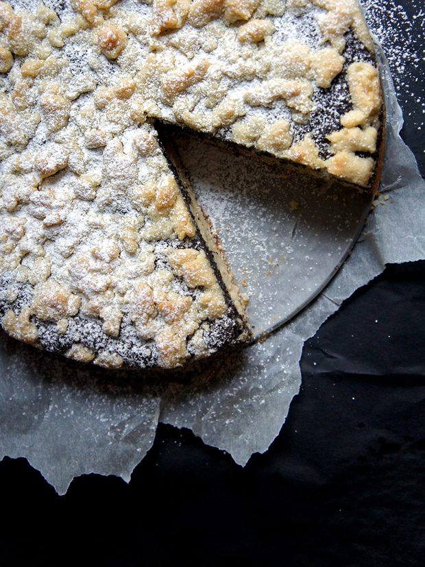 Polish poppy seed coffee cake recipe