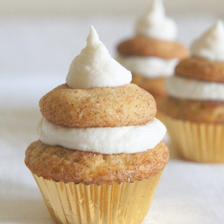 cupcake snickerdoodle cupcakes recipe a snickerdoodle cookie but ...