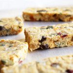 Chewy-Gooey Healthy Granola Bars