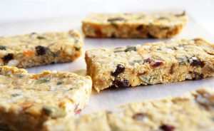 Sugary & Buttery - Chewy-Gooey Healthy Granola Bars