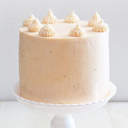 Sugary & Buttery - Strawberry Milkshake Cake