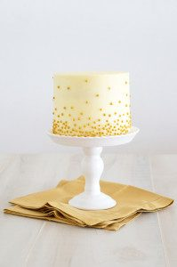 Sugary & Buttery - Sugary & Buttery - Raspberry Angel Cake with Champagne Meringue Buttercream