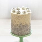 Pear and Poppy Seed Layer Cake