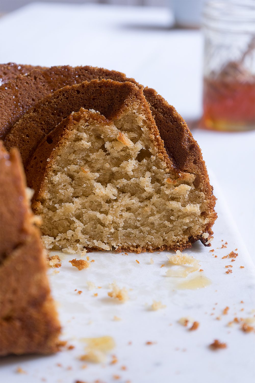Honey Coconut Bundt Cake Sugary Amp Buttery