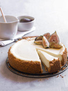 Sugary & Buttery - Classic Cheesecake