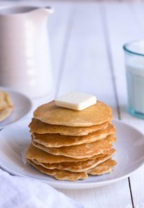 Sugary & Buttery - Coconut Protein Pancakes