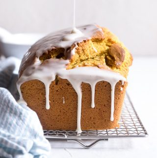 Golden Vanilla Pumpkin Bread - Sugary & Buttery