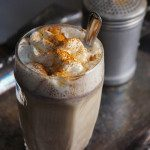 Malted Gingerbread Latte