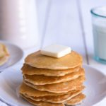 Coconut Protein Pancakes