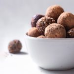 Sugary & Buttery - Maple Rum Truffles with Toasted Pecans