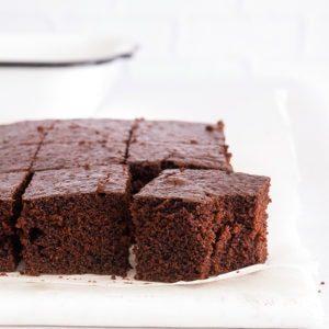 Sugary & Buttery - Spiced Muscovado Chocolate Sheet Cake